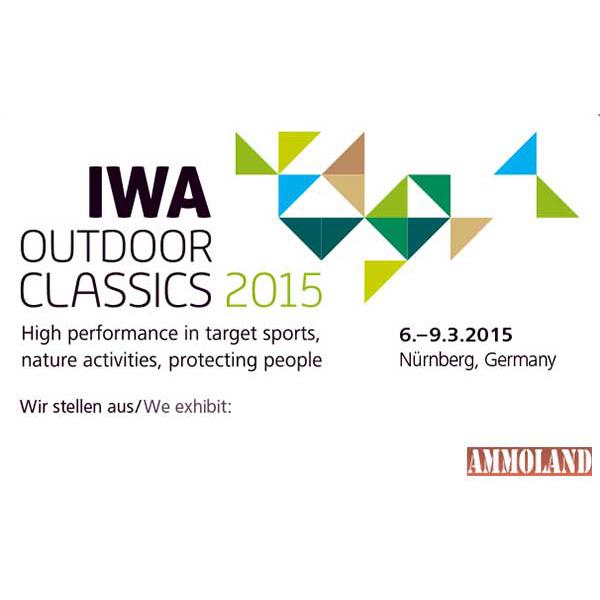 MARS-2015 - Salon IWA à NUREMBERG (Allemagne)